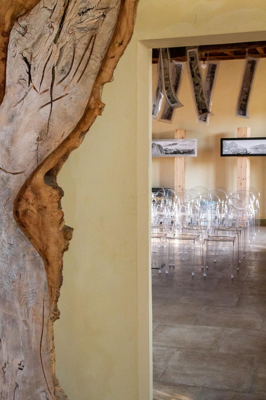 Villa Cà de Bossi - sala Experience 3
