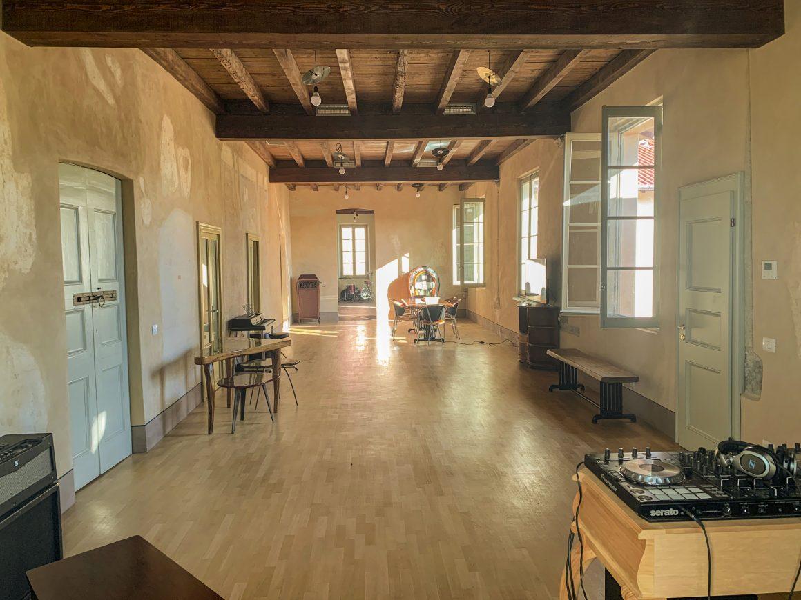 Villa Cà de Bossi - sala Talent Biassono Monza e Brianza